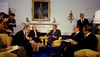 Newly declassified documents reveal how U.S. agreed to Israel's nuclear program