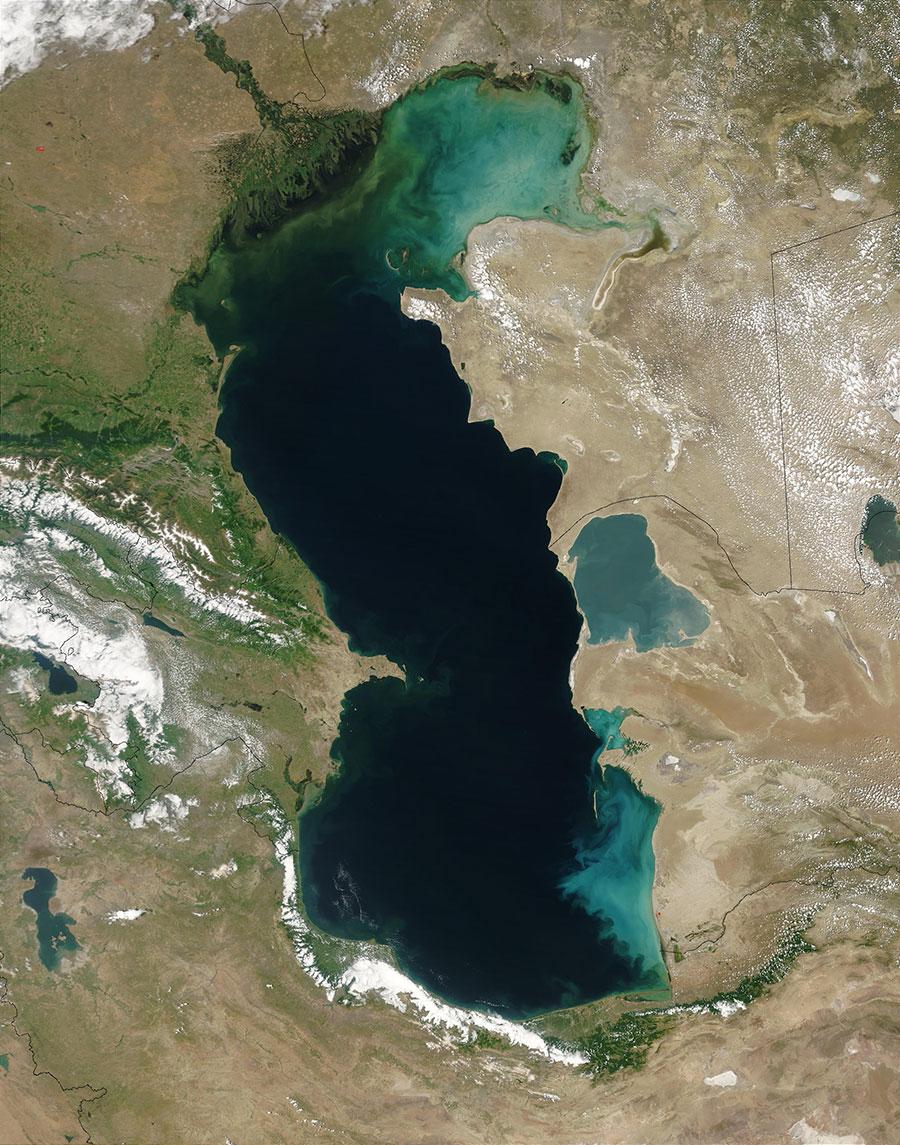 صدارت :کنوانسیون رژیم حقوقی دریای خزر امضا شد، متن کامل کنوانسیون