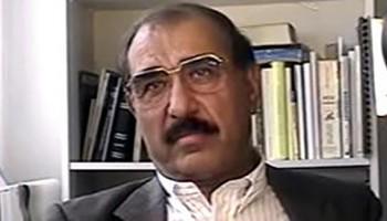 محمود راسخ افشار چشم از جهان فرو بست