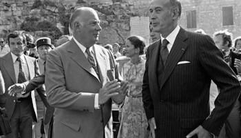 شاه به پونیاتوفسکی فرستاده رئیس جمهوری فرانسه: من تقریباً تنها هستم