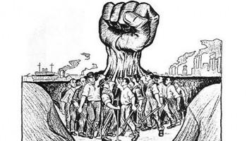 بیانیه همبستگی ملی جمهوریخواهان ایران بمناسبت روز جهانی کارگر2015