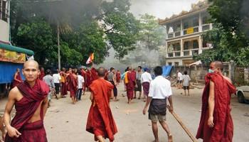 مسیحیها و بودیستها  نیز در کشتار  دست کمی از مسلمانها ندارند