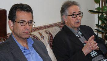 گفتگوی آقای بنیصدر و علی صدارت: (یک سینه سخن) رازهای روزهای انقلاب و یادداشتهای امینی