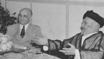 پیام مخفیانه ابوالقاسم کاشانی به آیزنهاور