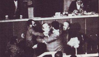لحظهٌ صدور دستور سانسور مطلق بنیصدر توسط رفسنجانی در کودتای خرداد۱۳۶۰